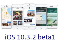 Upgrade iDevice to iOS10.3.2 Beta1 Using 3uTools