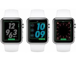 WatchOS 3.2 Brings 6 Unique Face Colors To Apple Watch Nike+
