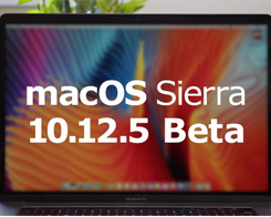 Apple Seeds First Public Beta of MacOS 10.12.5 to Public Beta Testers