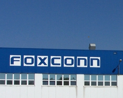Slowing iPhone Sales Blamed for Foxconn's First Ever Sales Decline