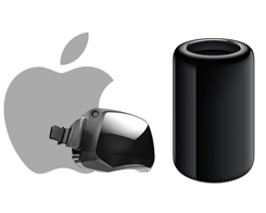 Revamped Mac Pro to Address Current Model's Shortcomings in VR?