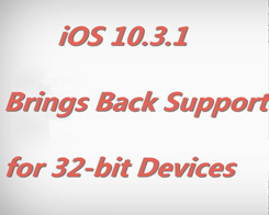 What's the New Feature in iOS 10.3.1?
