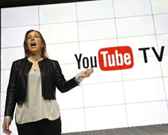 'YouTube TV' Streaming Service Launches in Five U.S. Cities