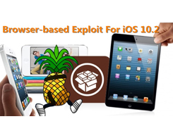 Luca Todesco Releases Browser-based Exploit For iOS 10.2?