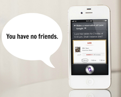 Can Siri Replace Your Need For Friends? Well, Maybe