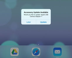 Apple's Lightning to USB 3 Camera Adapter Gets a Firmware Update to Version 1.0.5