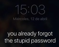 """Tweak """"GoAway"""" Customizes the """"iPhone is Disabled"""" Text After Failed Passcode Attempts"""