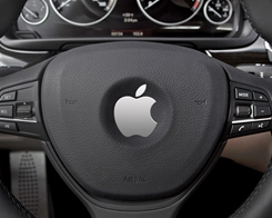 Apple Gets California Approval to Test Self-driving Cars