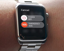 SOS Feature Saves Apple Watch Wearer During A Car Accident