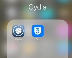 How to Get A Cool Blue Cydia Icon?