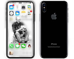 IPhone 8: A Design Close to the iPhone 4 And A Vertical Photo Sensor