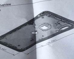 'Leaked' iPhone 8 Drawings Reveal Surprising Design