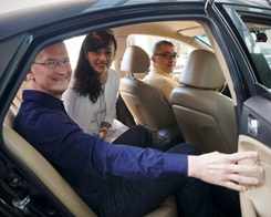 Didi Chuxing May Cure World of Traffic jams, Says Tim Cook