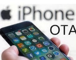What's OTA? How to Upgrade iPhone Via OTA?
