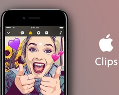 Apple's Clips Video App Updated with Live Title Editing, Other Improvements