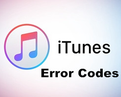 Roundup: Error Codes in iTunes/3uTools