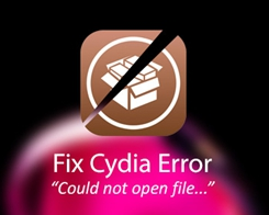 """How to Fix Cydia Error """"Could Not Open File /var/lib/dpkg/status"""" on iOS 10?"""