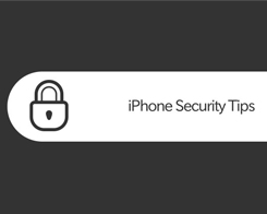 How to Protect iPhone's Data Better?