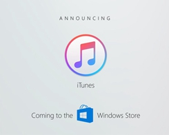 Apple to Release iTunes on Windows Store, Ensuring Compatibility With Windows 10S