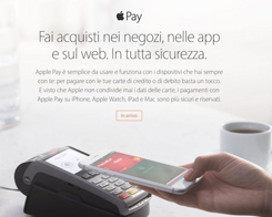 Apple Pay May Launch in Italy as Soon as Tomorrow
