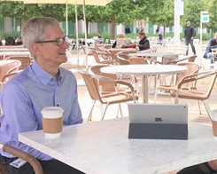 Apple's Tim Cook Talks Tech with Accessibility Advocates for Global Accessibility Awareness Day