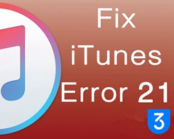 6 Ways to Solve iTunes Error 21 While Restoring iPhone