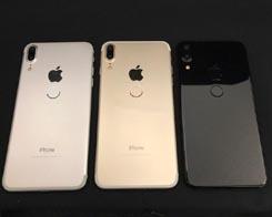 Sketchy Images Of Apple's 'iPhone 8' Differ On Rear-mounted Fingerprint Sensor