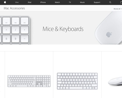 Apple Removes Wired Keyboard With Numeric Keypad From Its Online Store