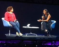 Michelle Obama Talks Entrepreneurship, Social Issues, More at WWDC