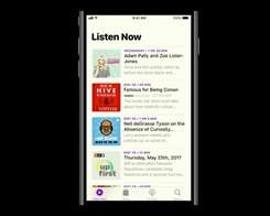 Podcasts in iOS 11: Interface Updates, Support for Seasons & Cleaner Titles, Podcast Analytics, More