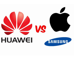 Huawei Claims To Have Surpassed Apple In Global Sales Volume Last December