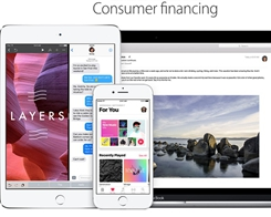 Apple No Longer Offers Financing to Individuals in Canada