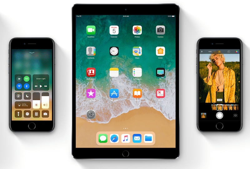 iOS 11 Beta 1 vs iOS 10.3.2 Speed Test