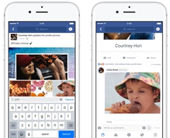 Facebook Introduces Native GIF Support in Comments on iOS