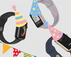 Apple Watch Celebrates Your Birthday With A Special Message in WatchOS 4