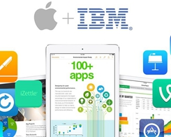 IBM Opening 'Garages' Dedicated to Apple Partnership for Developing iOS Enterprise Apps