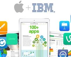 IBM Opening 'Garages' Dedicated to Apple Partnership for Developing iOS Enterprise Apps