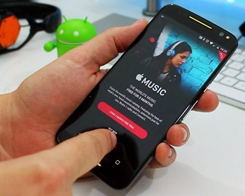 Apple Music for Android Updated Bug Fixes