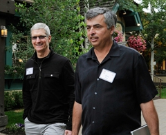 Charitybuzz Auctions Lunch With Eddy Cue at Apple's New Headquarters