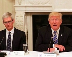 Apple's Tim Cook Asked President Trump for Coding Requirement at US Schools