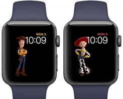 Apple Watch's Toy Story Face Goes Live in watchOS 4 Beta 2