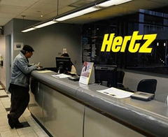 Apple and Hertz Partner for Self-Driving Car Testing