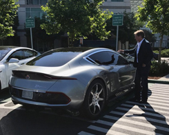 Apple Got An Exclusive Preview of Fisker's New All-electric Car Prototype