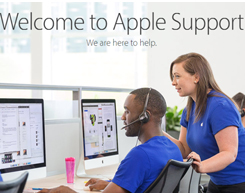 Apple's My Support Page is Back With New Design