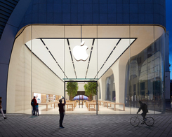 Apple Stores At CambridgeSide And Danbury Fair Reopen July 8