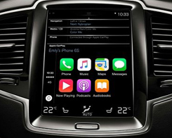 Volvo Brings Apple's CarPlay to Its Semi Trucks With New VNL Series