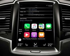 Volvo Brings Apple's CarPlay to Its Semi Trucks With New VNL Series