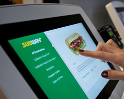 Subway Adds Digital Self-Order Kiosks With Apple Pay