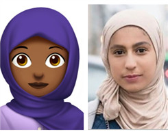 Teen Behind New Hijab Emoji: 'I Just Wanted An Emoji of Me'