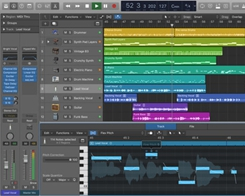 Apple Updates Logic Pro X With More Drummer Options